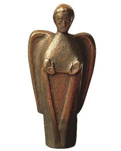 Bronzeengel (inkl. Begleitkarte)