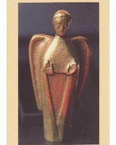 Begleitkarte Bronzeengel