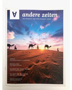 Magazin andere zeiten 3/2021