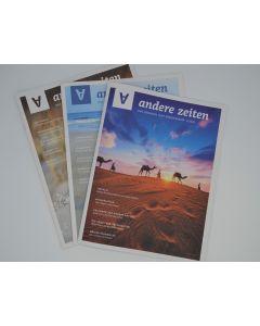 Magazin andere zeiten für Andere Zeiten Leser:innen (kostenfrei)